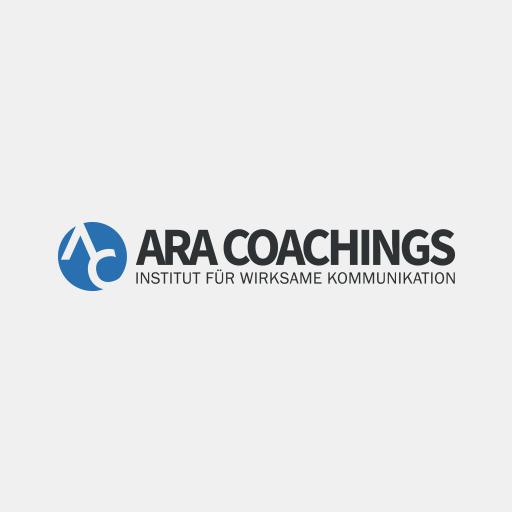 Das Logo von 'ARA Coachings'