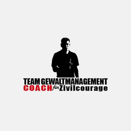Das Logo von 'Team Gewaltmanagement – Coach für Zivilcourage'