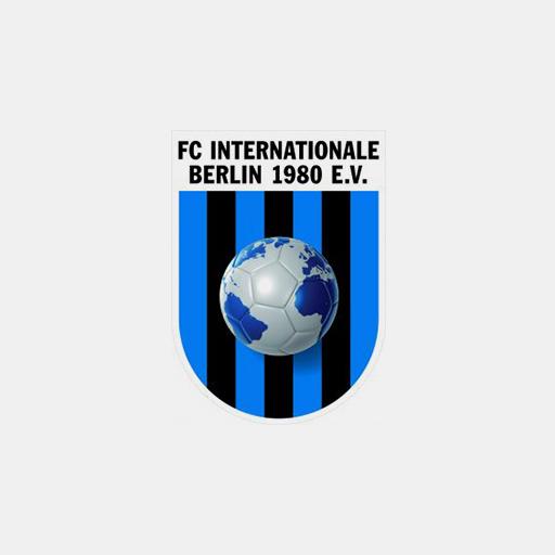 Das Logo von 'FC International Berlin 1980'