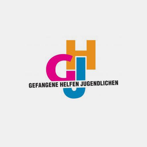 Das Logo von 'Gefangene helfen Jugendlichen'