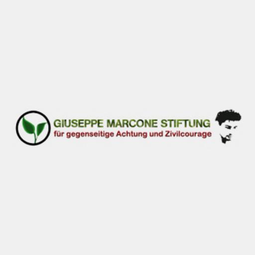 Das Logo von 'Giuseppe Marcone Stiftung'