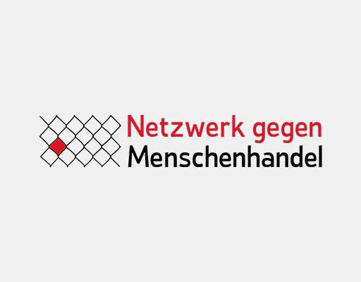 Das Logo von 'Netzwerk gegen Menschenhandel'