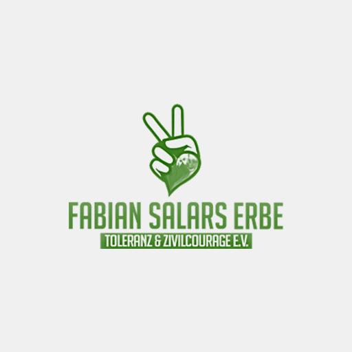Das Logo von 'Fabian Salars Erbe'