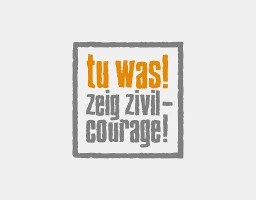 Das Logo von 'Tu was!'